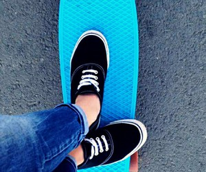 blue, paradise, and board image