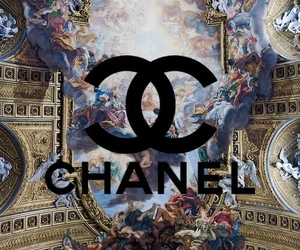 chanel, wallpaper, and art image