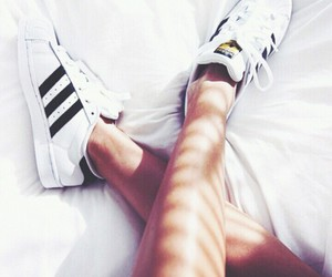 adidas, cool, and shoes image