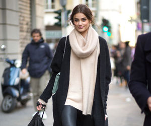 model, street style, and taylor hill image