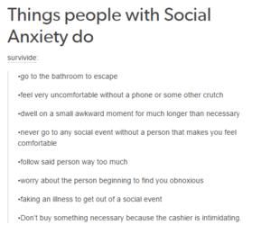 anxiety, so true, and social image