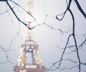 eiffel tower, xmas, and paris tumblr image