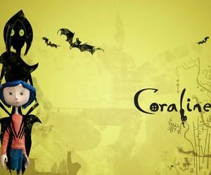 tim burton, coraline jones, and cartoon image