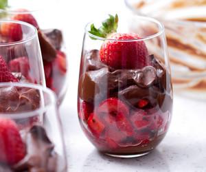 chocolate and sweet image