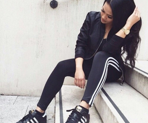 adidas, bracelet, and make image