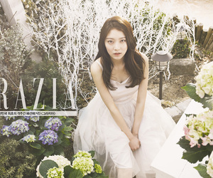 flowers, we got married, and gong seung yeon image