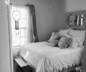 architecture, beach, and bedroom image