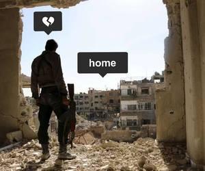 black, heartbroken, and home image