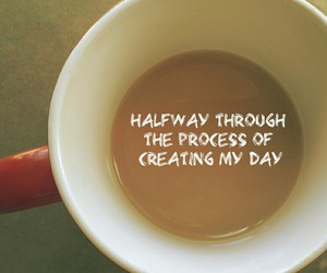 caffeine, coffee, and day image