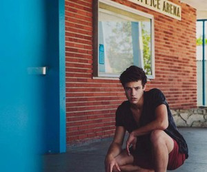 cameron dallas, love, and hayes grier image