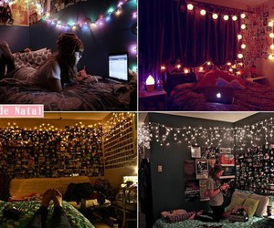 beautiful, tumblr, and rooms image