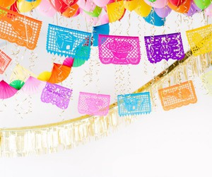 colores, colors, and fiesta image