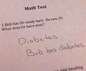 bob, test, and diabetes image