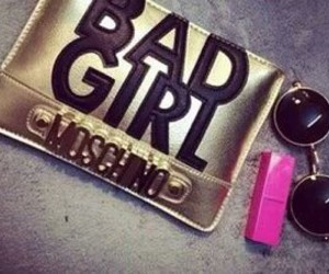 bad girl, beauty, and sparkle image