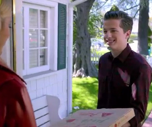 pizza, smile, and charlie puth image