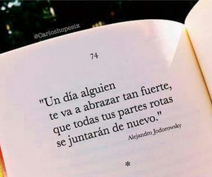 book, frases, and frases image