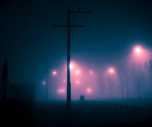 dark, grunge, and light image