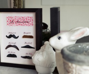 diy and moustache image