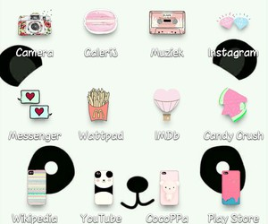 phone cases, cute, and cocoppa image