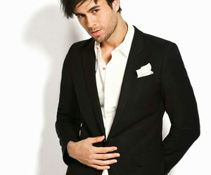 cool, enrique iglesias, and hairstyle image