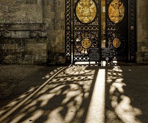 door, photography, and travel image