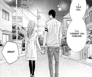 manga and love image