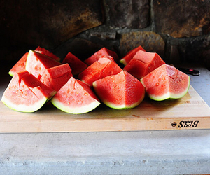 fruit, watermelon, and healthy inspiration image