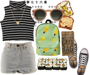 outfit, Polyvore, and set image