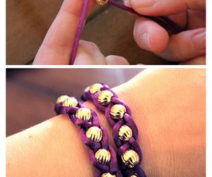 diy wrap bracelet image