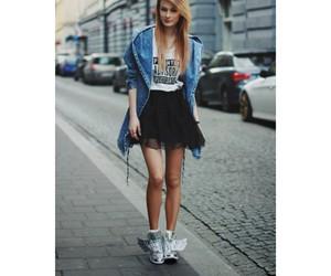 fashion, streetstyle, and grunge image