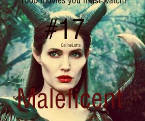 disney, movie, and maleficent image