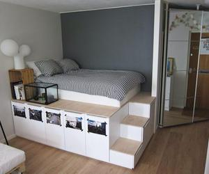 bedroom, Chambre, and inspirations image