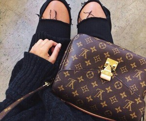fashion, Louis Vuitton, and style image