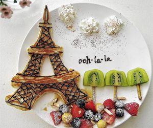 paris and food image