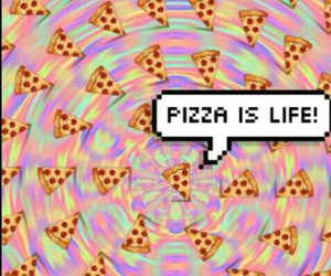 pizza and life image