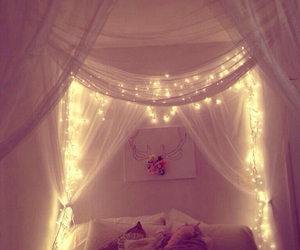 amazing, beautiful, and bed image
