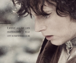 frodo, gif, and hobbit image