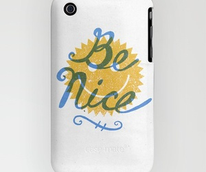 art, be nice, and happy image