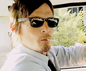 Hot, norman reedus, and amc image
