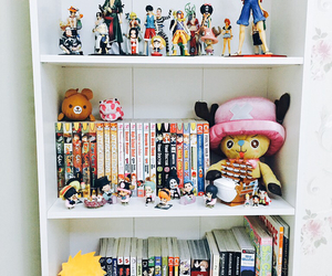 anime, figures, and one piece image