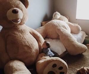 baby, bears, and teddy bear image