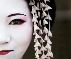 japan, geisha, and japanese image