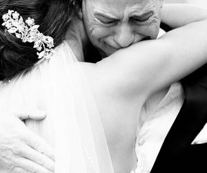 wedding and father image