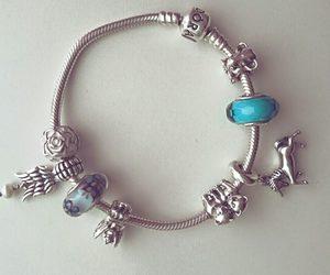 bracelet, pandora, and accesoires image