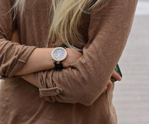 blonde, fashon, and fashion image