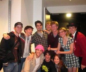 dick, me and my dick, and team starkid image