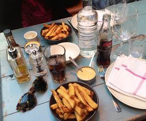 coca cola, coke, and food image