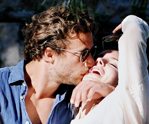 love, lana del rey, and couple image