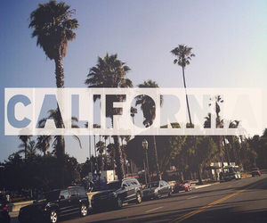 california, places, and summer image