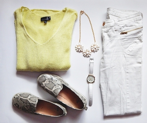 clothes, fashion, and lime image